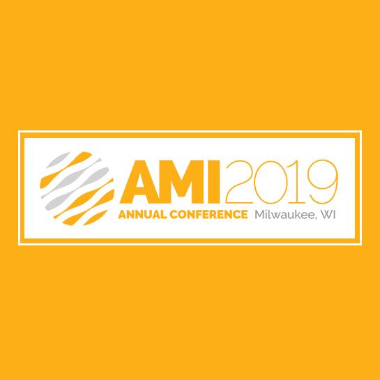 AMI 2019 conference logo