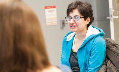AsPIE, a social support group for college students who are on the autism spectrum