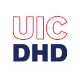 UIC DHD logo block
