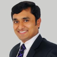 Mizanur Rahman head shot