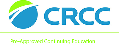 CRCC logo for pre-approved courses