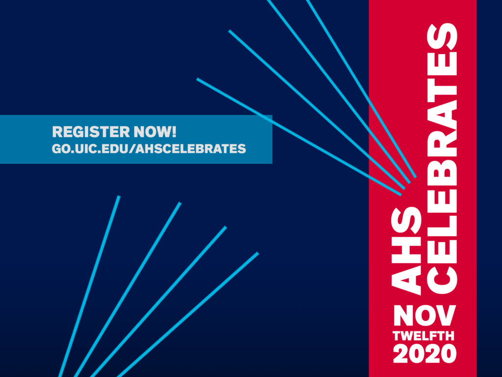 AHS Celebrates November 12, 2020