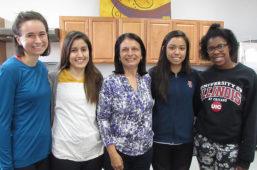 Yolanda Suarez-Balcazar and project participants